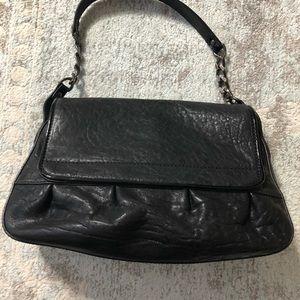 Fendi Bags - Fendi Napa Vernice Buckle Shoulder bag EUC